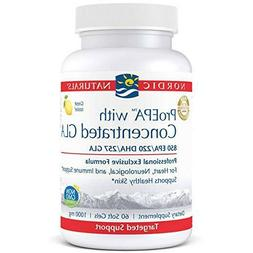 Nordic Naturals ProEPA with Concentrated GLA - Fish Oil, Bor