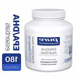 Pure Encapsulations - EPA/DHA Essentials - Ultra-Pure, Molec