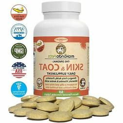 Skin and Coat Supplement for Dogs n´ Cats  60 Tabs