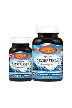 Super Omega 3 Fish Oil by SFH | Highly Concentrated 3500mg E