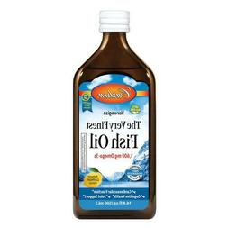 Carlson The Very Finest Fish Oil 1600 mg Omega-3s, 16.9 fl o