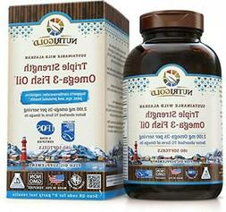 triple strength omega fish oil