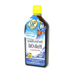 Carlson Limited Edition The Very Finest Fish Oil, Norwegian,